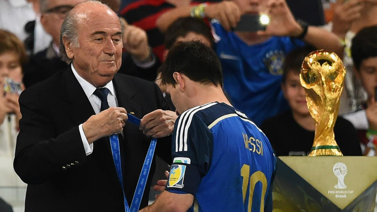 Messi refuses to give up on World Cup dream after 'terrible' 2014 final  defeat - AS.com