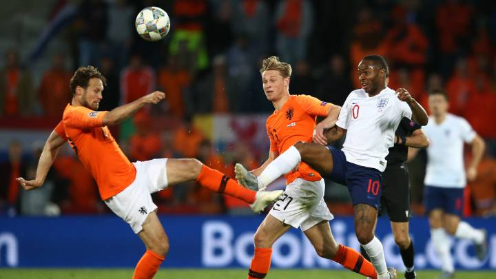 Errors Cost England Final Place As Netherlands Win In Extra Time As Com