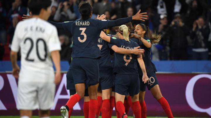 Women Fifa World Cup France 2019 - Seguimiento 1559930140_298327_1559936556_noticia_normal_recorte1