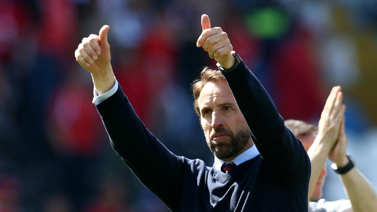 Southgate Bemused As England Are Lobbed Nations League Medals As Com