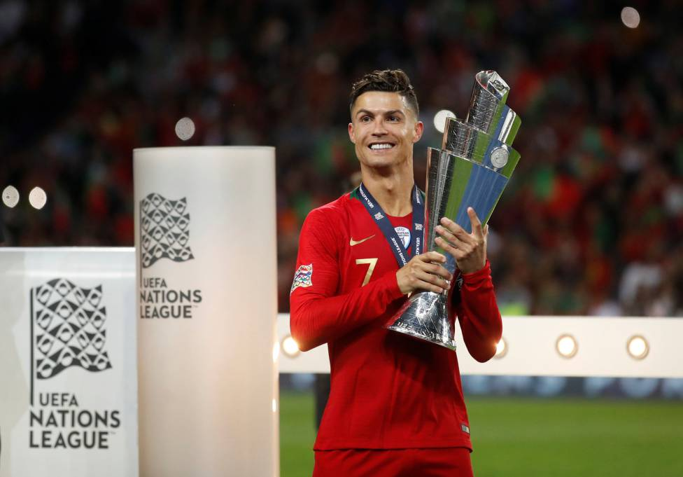 cristiano ronaldo targets euro 2020 glory with nations league champions portugal as com cristiano ronaldo targets euro 2020