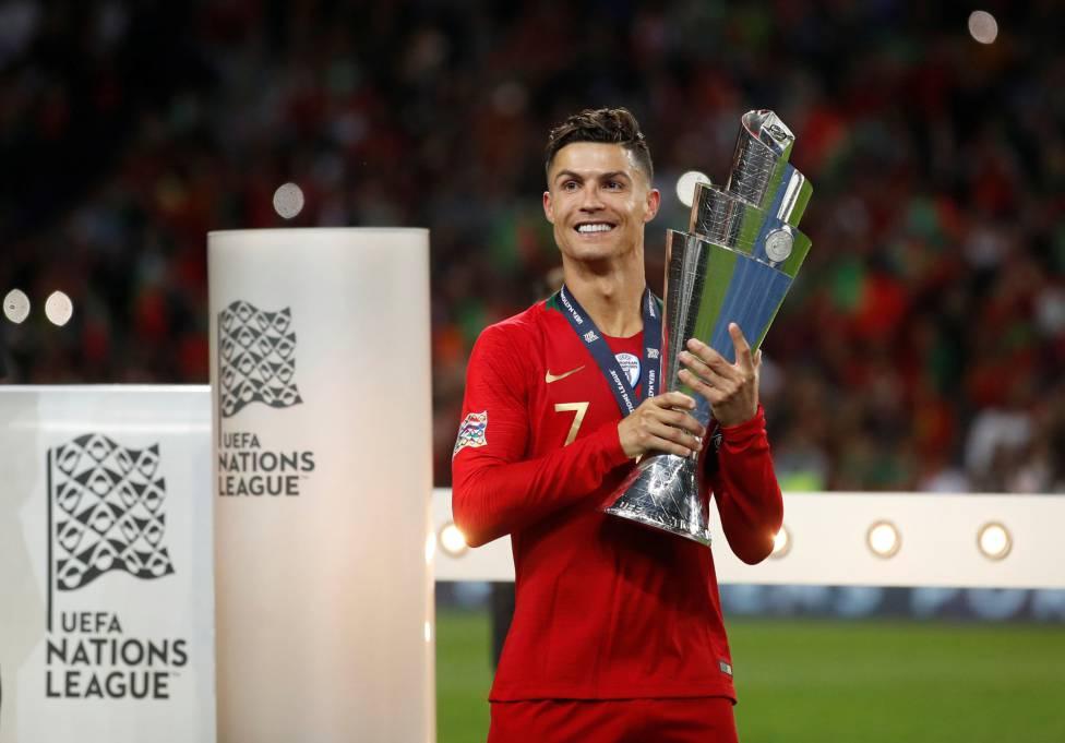 Cristiano Ronaldo Targets Euro 2020 Glory With Nations League Champions Portugal As Com