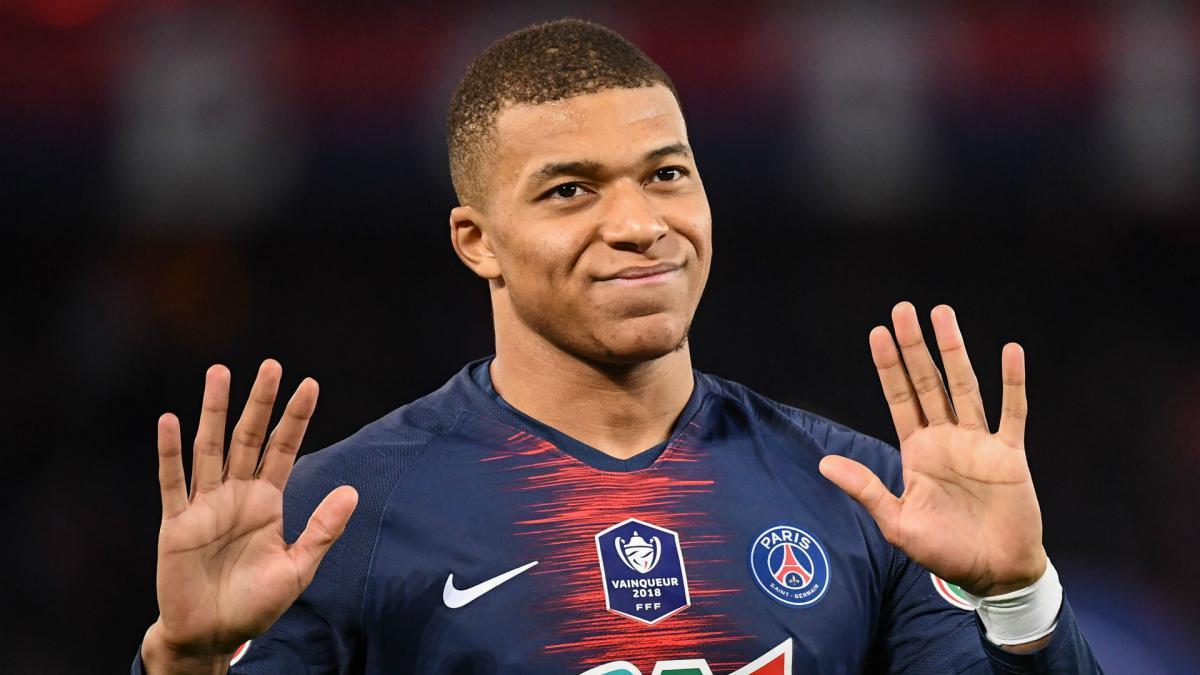 Mbappe denies making PSG demands - AS.com