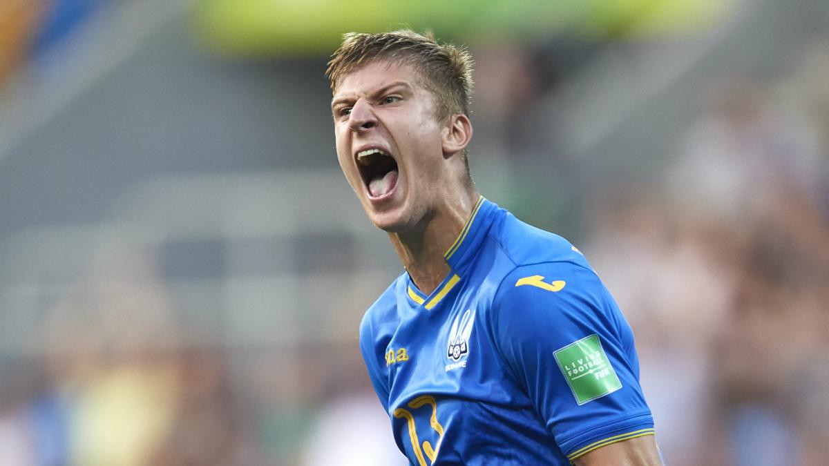 Ukraine overcome South Korea to win Under-20 World Cup - AS.com
