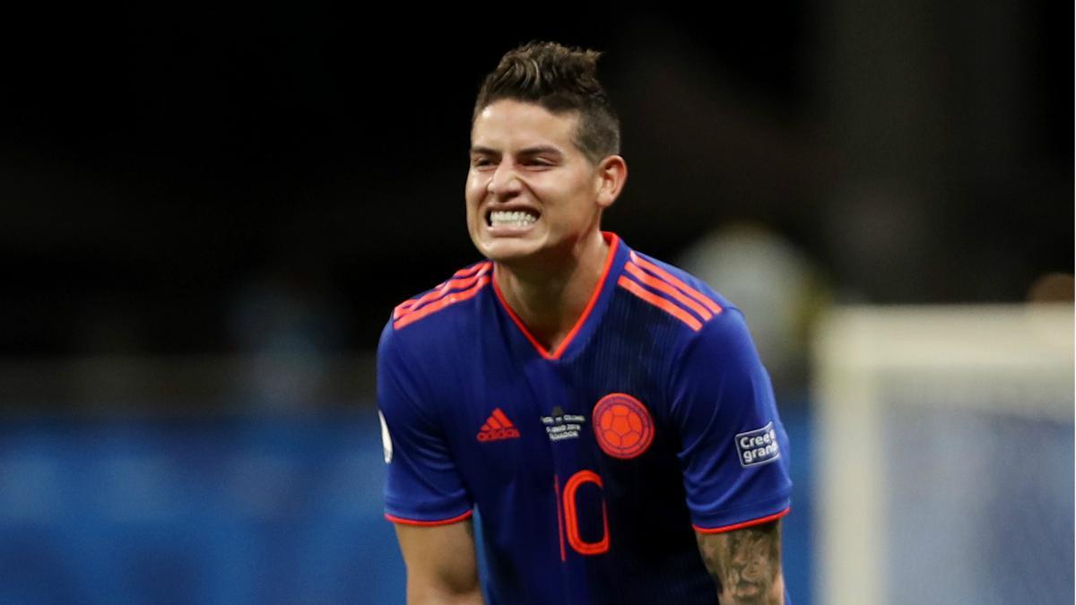 finest selection 67804 25d53 James Rodríguez still uncertain over Real Madrid future - AS.com
