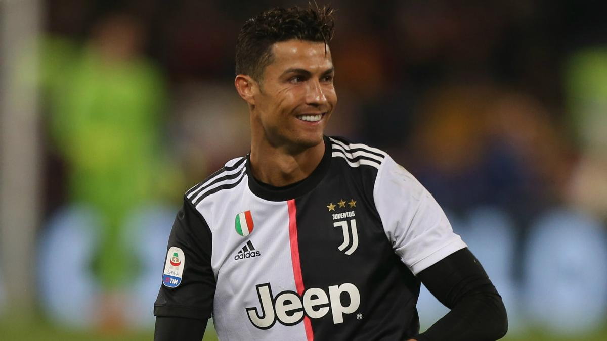 newest 769d9 4f32a Cristiano Ronaldo tops the lot, says new Juventus boss Sarri ...