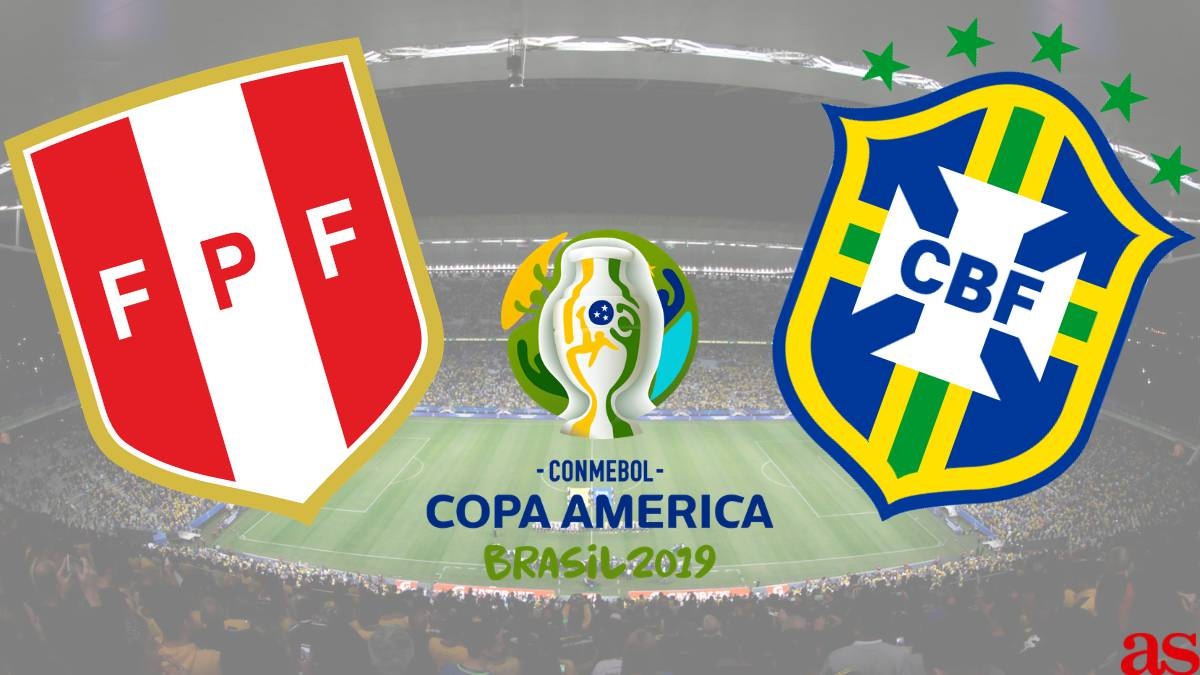 Peru vs Brazil: how and where to watch: times, TV, online - AS com
