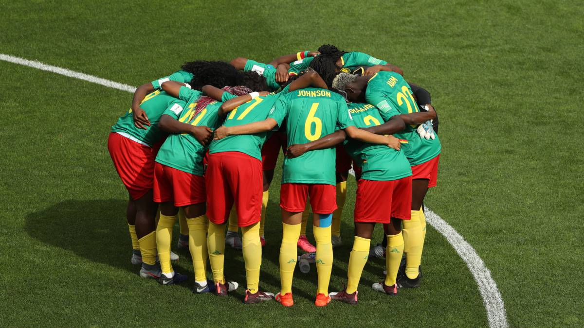 Cameroon Women Refuse To Kick Off After Var Goal Controversy As Com
