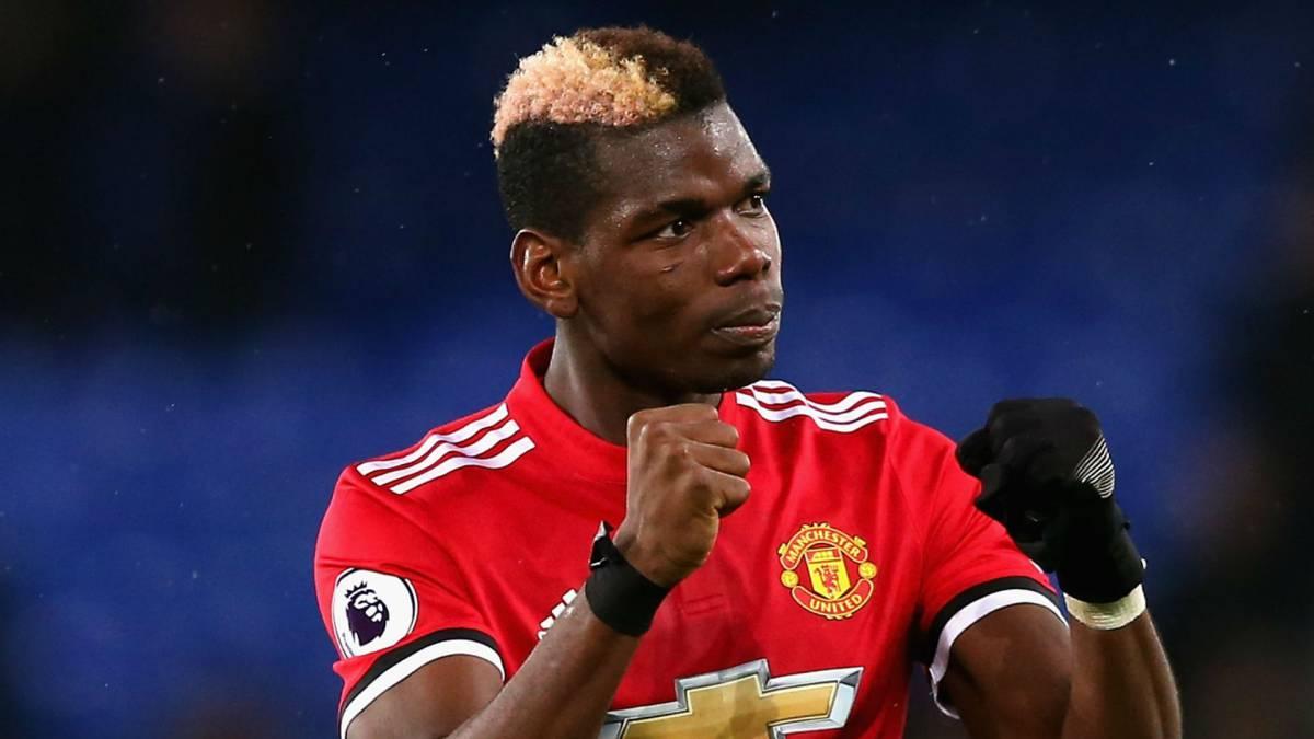 new style 55ada 735a0 Florentin convinces Paul Pogba to wear Atlanta United ...