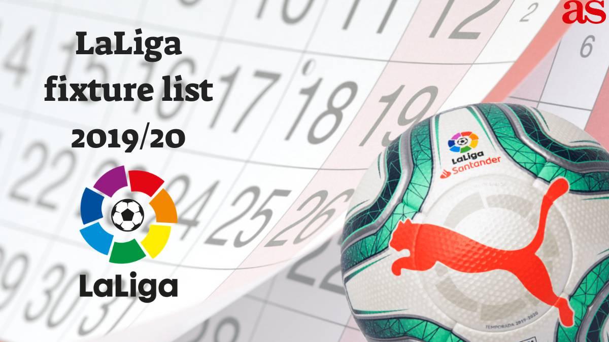Image result for la liga santander 2019