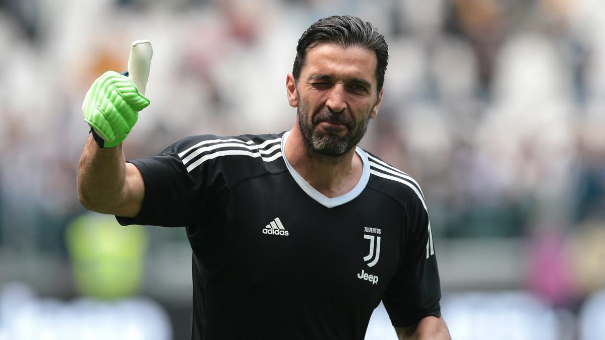 Buffon Set To Return To Juventus As Goalkeeper Undergoes Medical As Com