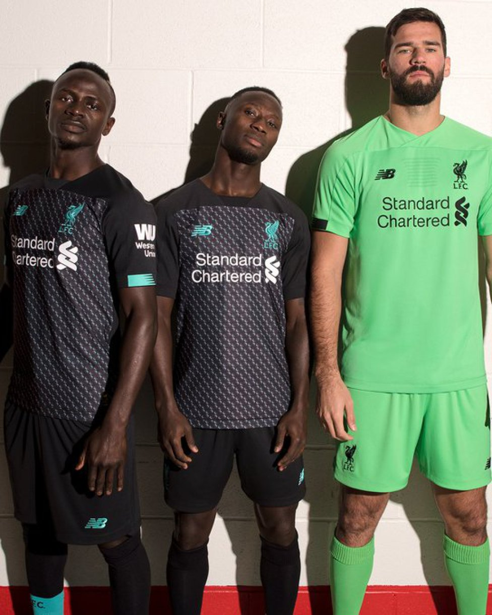 100% authentic 2c588 70030 Liverpool unveil striking new 2019-20 third kit - AS.com