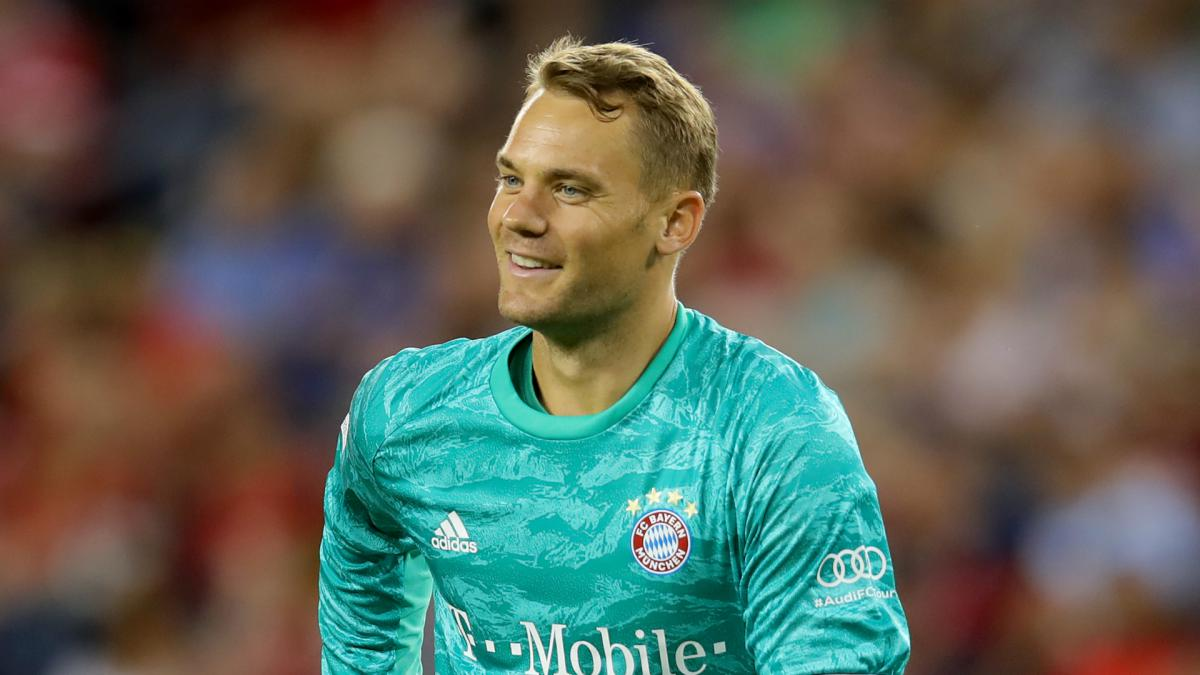 Bayern Munich's Manuel Neuer finally feeling pain-free - AS.com