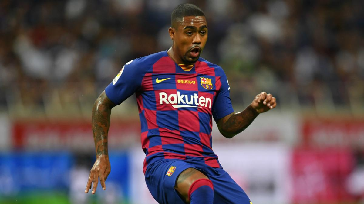 Malcom leaves Barcelona for Zenit after one year - AS.com