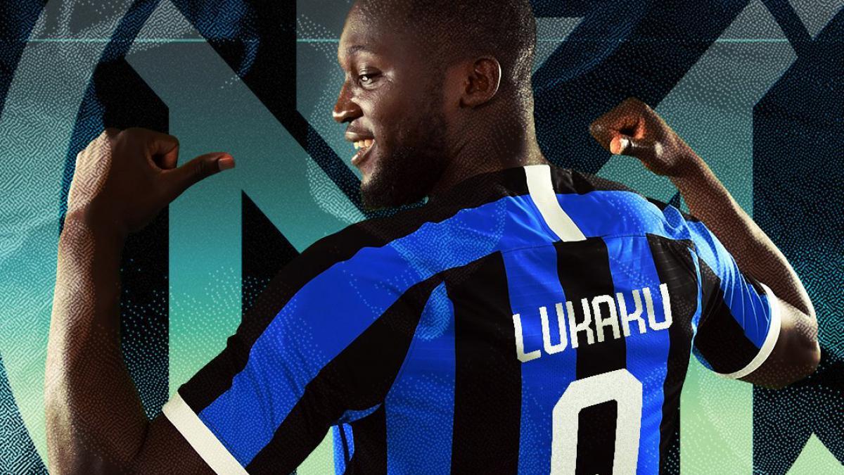 online store 88b13 37470 Lukaku takes Icardi's number nine shirt at Inter - AS.com