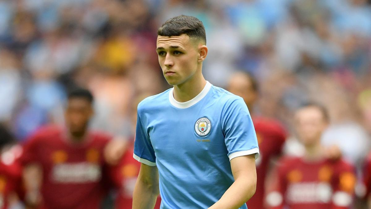 Manchester City: Phil Foden to be among world's best within two years -  Bernardo Silva - AS.com