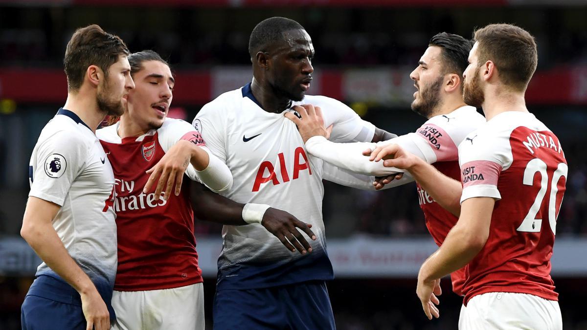 Arsenal v Tottenham (Sunday 17:30 CEST): Big Match Focus - AS.com
