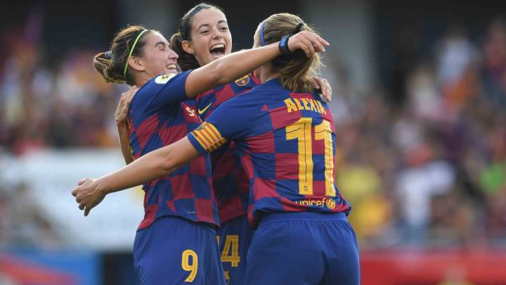 Barcelona 9-1 Tacon | Barça show Tacon a clean pair of heels