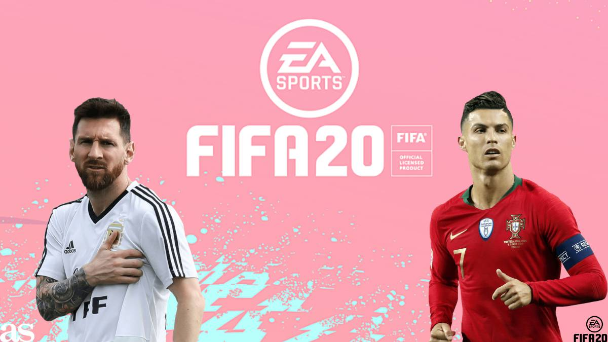 Messi edges out Cristiano in new FIFA 2020 ratings - AS.com