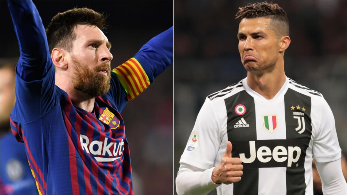 the best attitude a23dd df3f5 Messi would accept Ronaldo's dinner invitation - AS.com