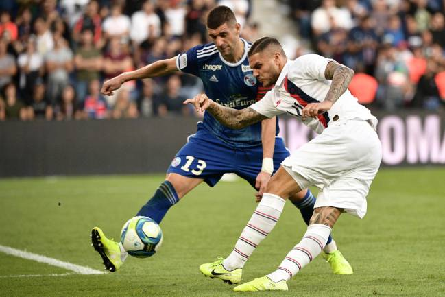 Wanda Nara Clears Up Why Mauro Icardi Ended Up At Psg As Com