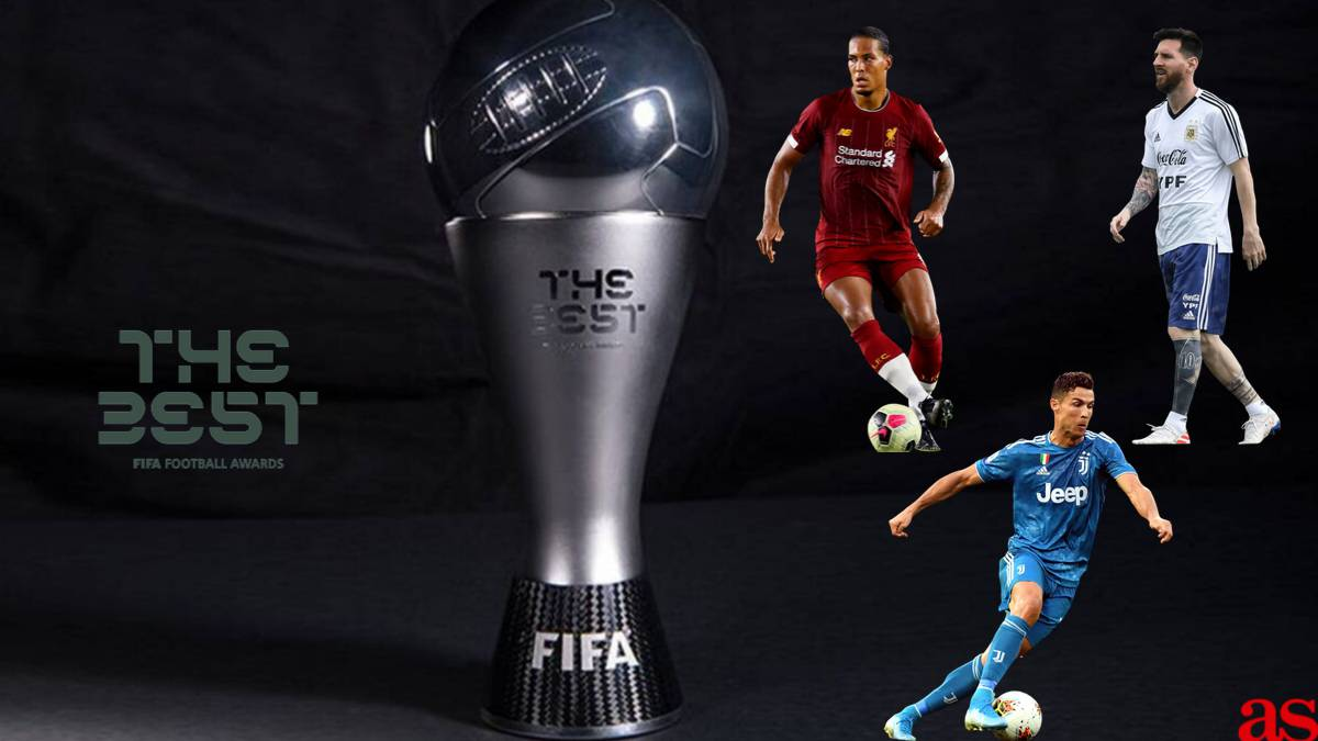 FIFA The Best Football awards 2019: How and where to watch - times ...
