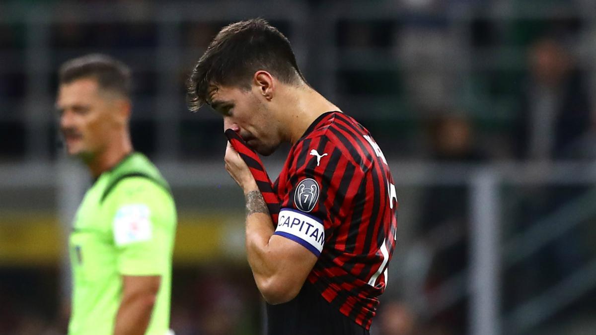 Ac Milan Suffer Their Worst League Start In Eight Decades As Com