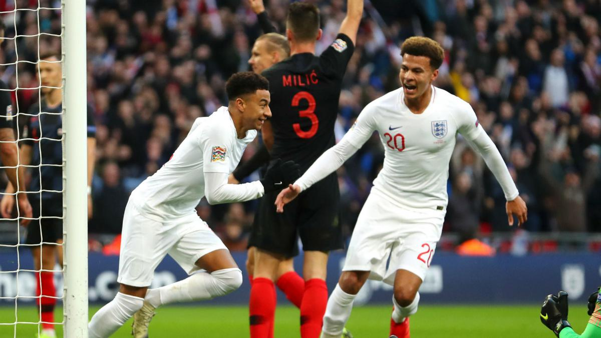 England Team World Cup 2020.Southgate Explains Why Lingaard And Alli Left Out Of England