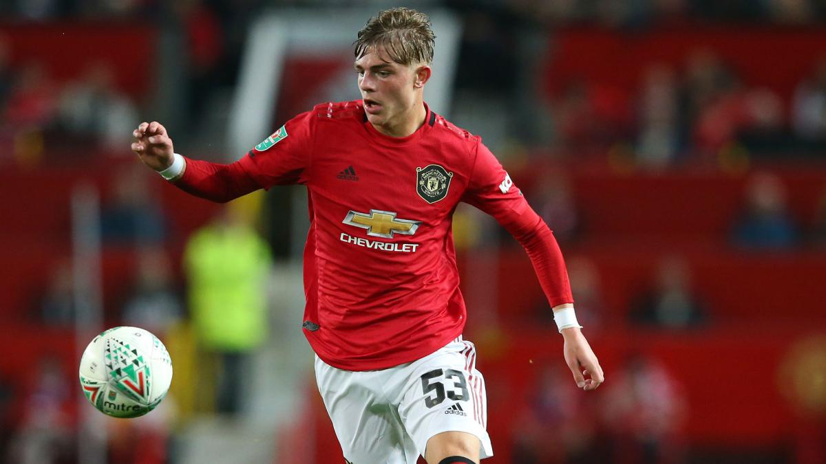 Man United Secure Highly Rated Williams To New Deal As Com