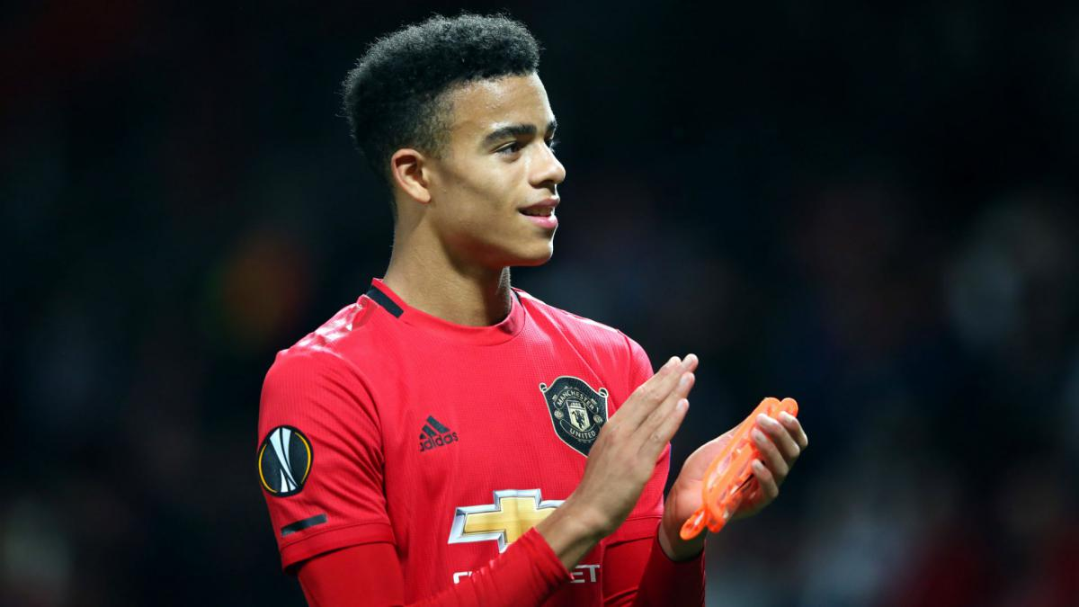 Greenwood Signs New Man United Contract As Com