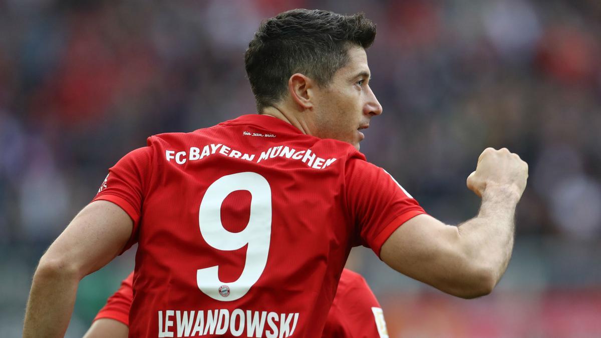 bayern lewandowski equals aubameyang s bundesliga record as com bayern lewandowski equals aubameyang s
