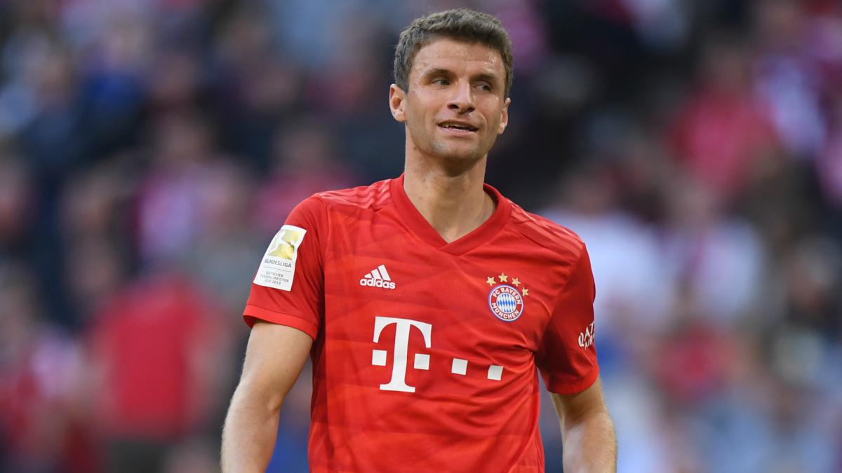 Bayern Munich rule out Thomas Müller sale amid Manchester United rumours -  AS.com