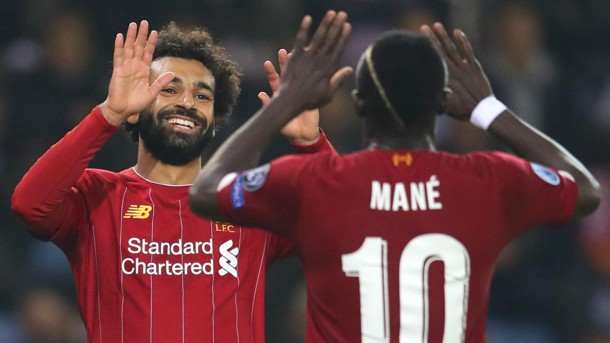 "Mane praises Salah and Firmino: ""They make everything easy"" - AS.com"