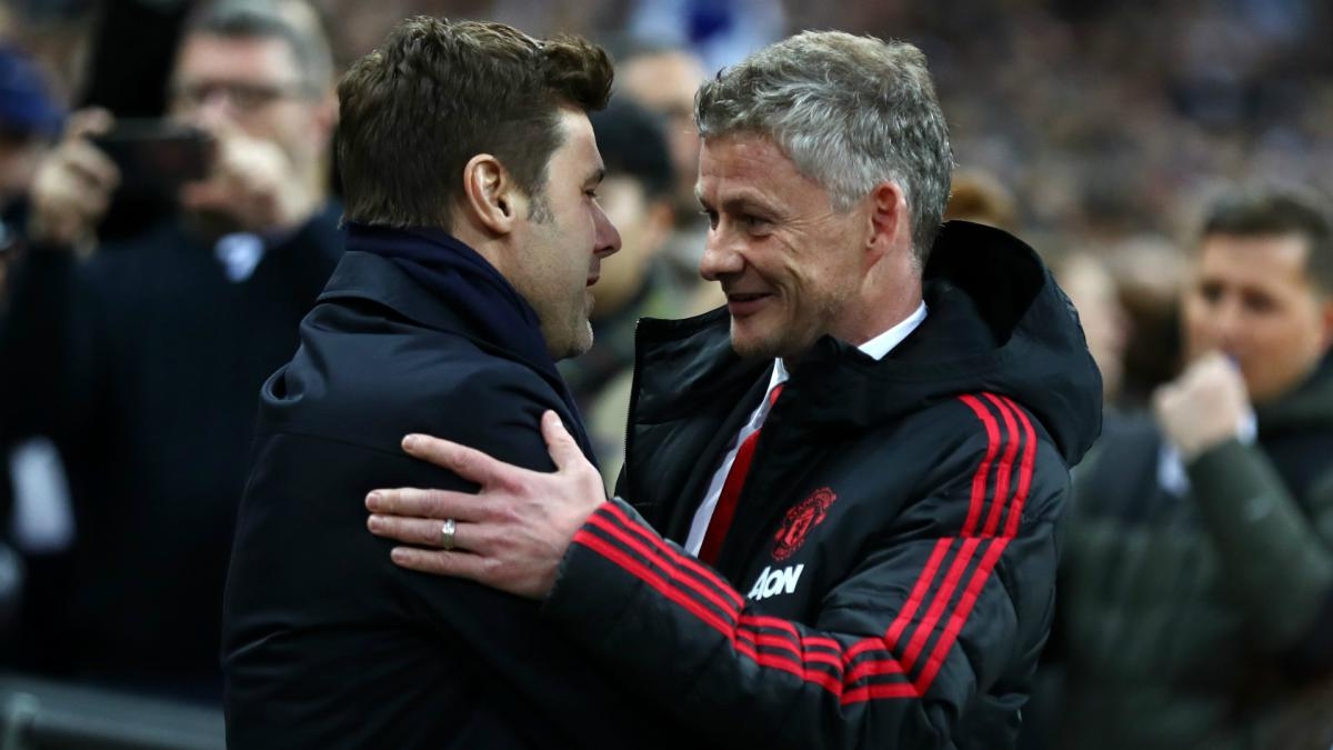 Manchester United Solskjaer Not Worried By Pochettino Rumours As Com