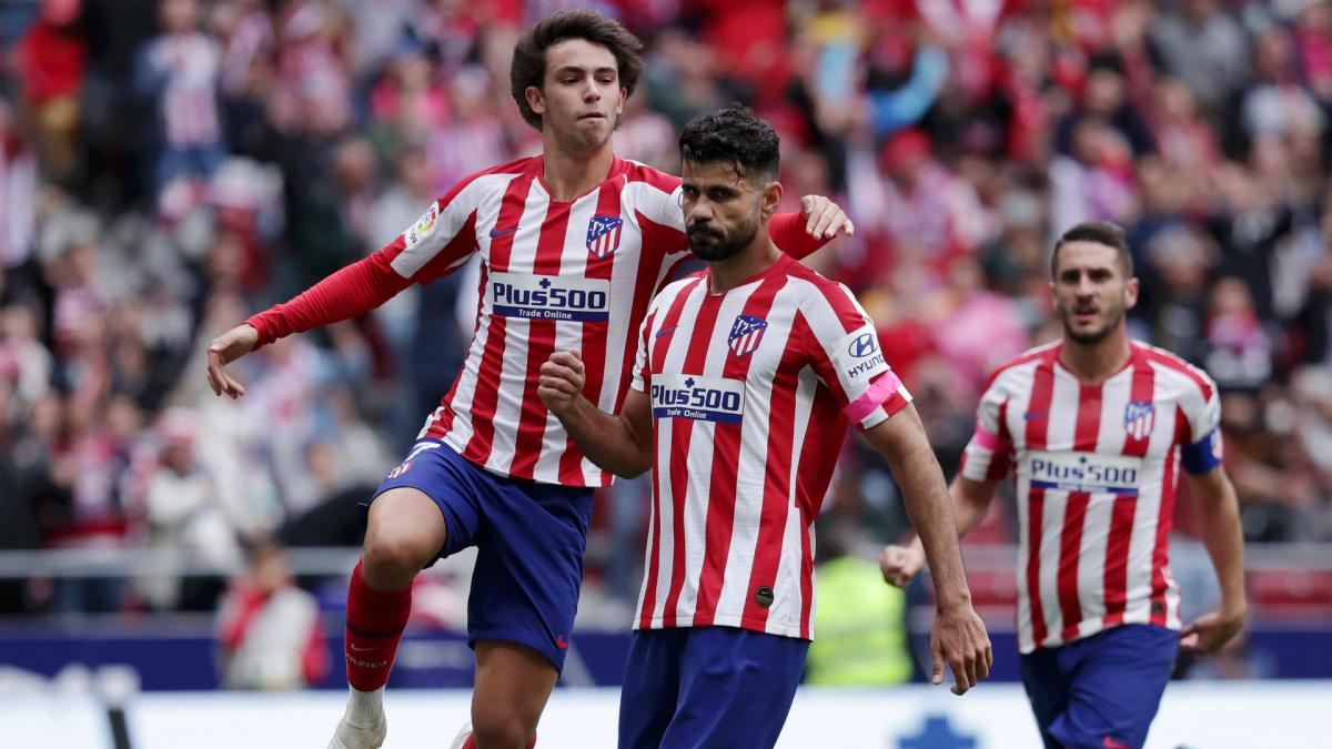 João Félix back fit as Atlético Madrid face up to Costa absence ...