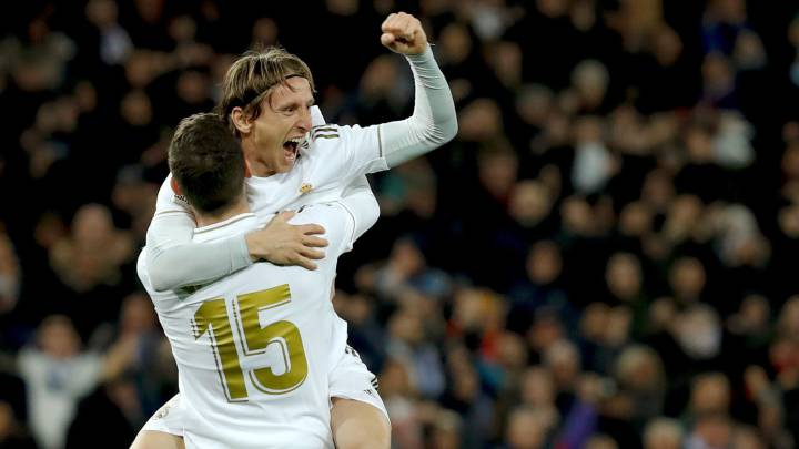 Madrid Come From Behind To See Off Real Sociedad As Com