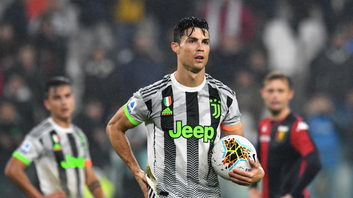 Cristiano Ronaldo Sarri Holds No Regrets Over Resting Juve Star As Com