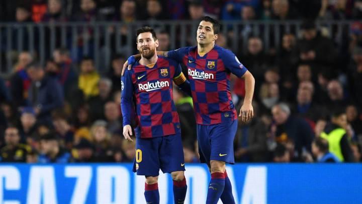Barcelona 3-1 Dortmund