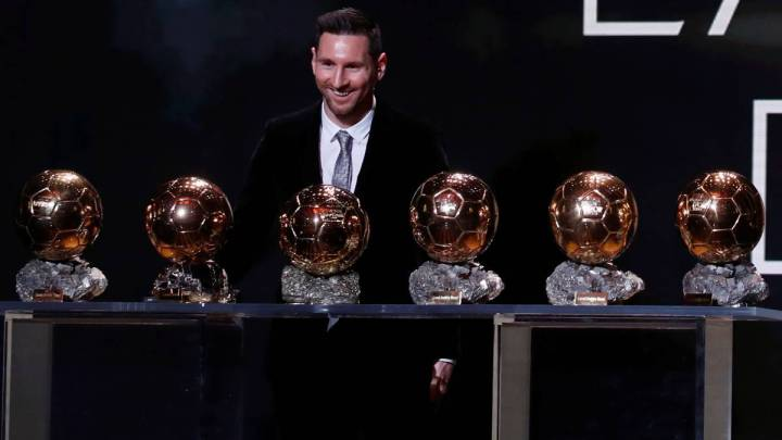 Lionel Messi deserves Ballon d'Or win: He is still the best in the world - Adam Bate