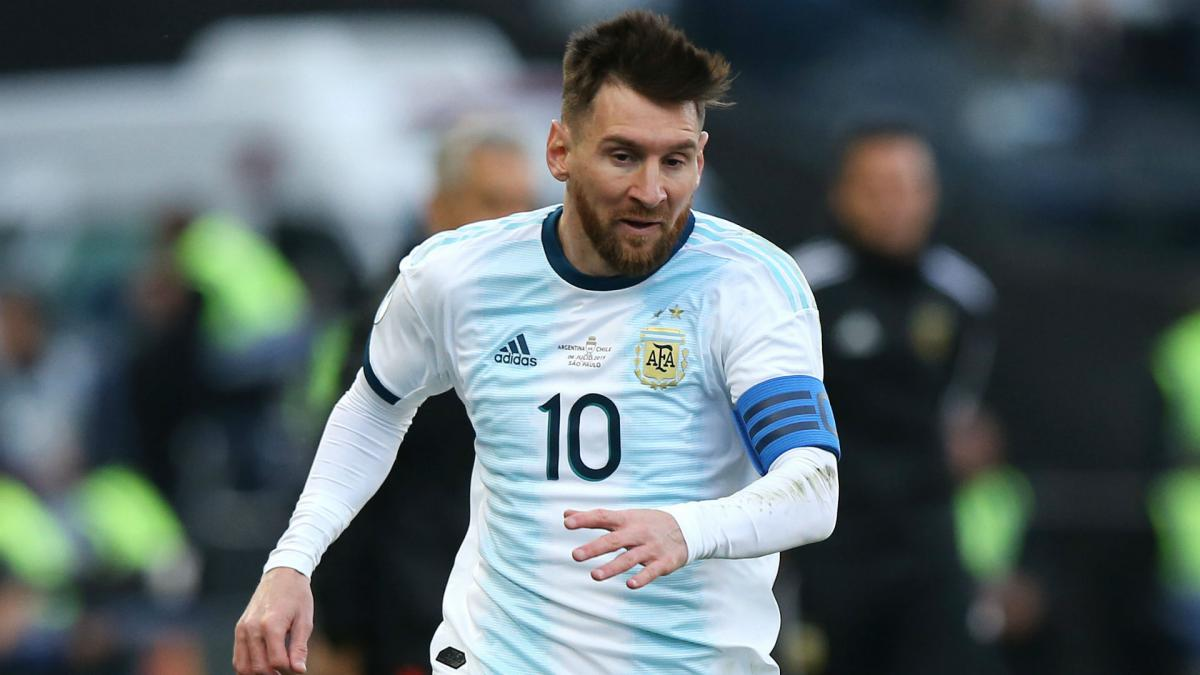 Will Argentina Win World Cup 2020.Messi Argentina Boss Hopes 2020 Copa America Isn T Star S