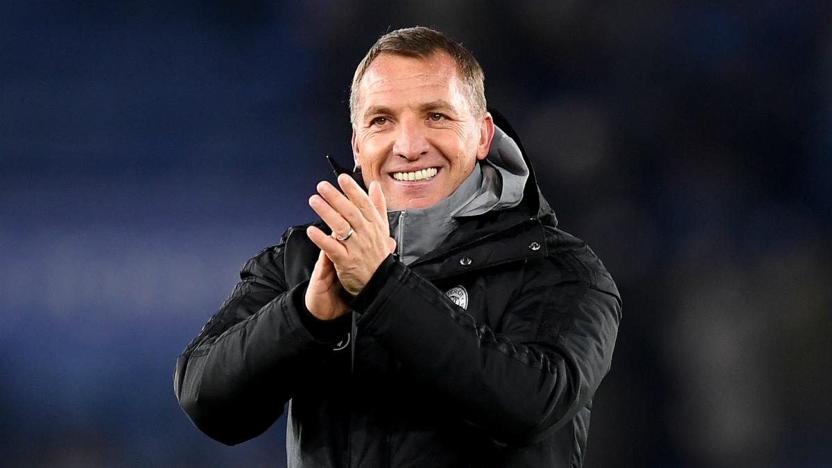 """Brendan Rodgers: """"Leicester can attract Europe's top players"""" - AS.com"""