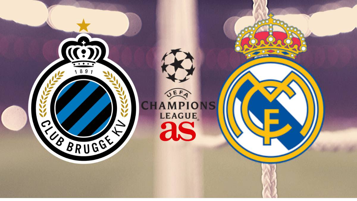 Club Brugge Vs Real Madrid How And Where To Watch Times TV Online AS com