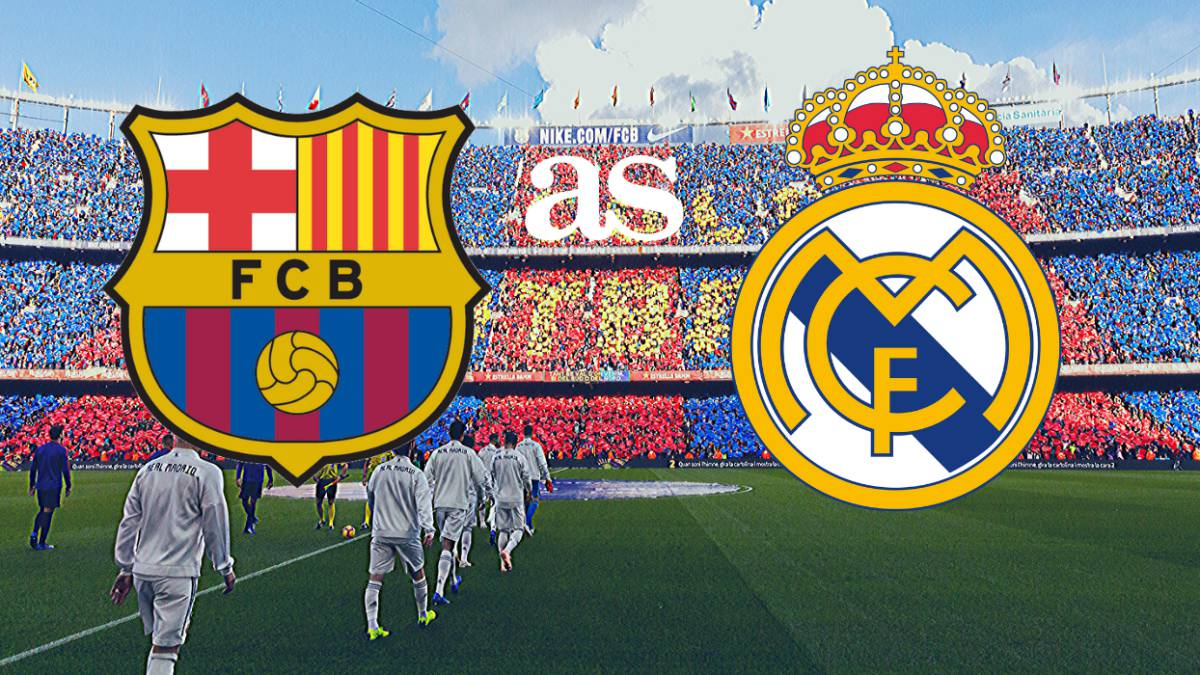 Barcelona Vs Real Madrid How And Where To Watch El Clu00e1sico As Com