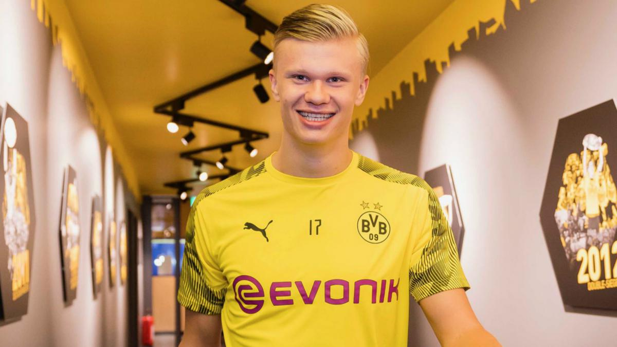 Haaland Dortmund Plan Led Me To Turn Down Manchester United As Com