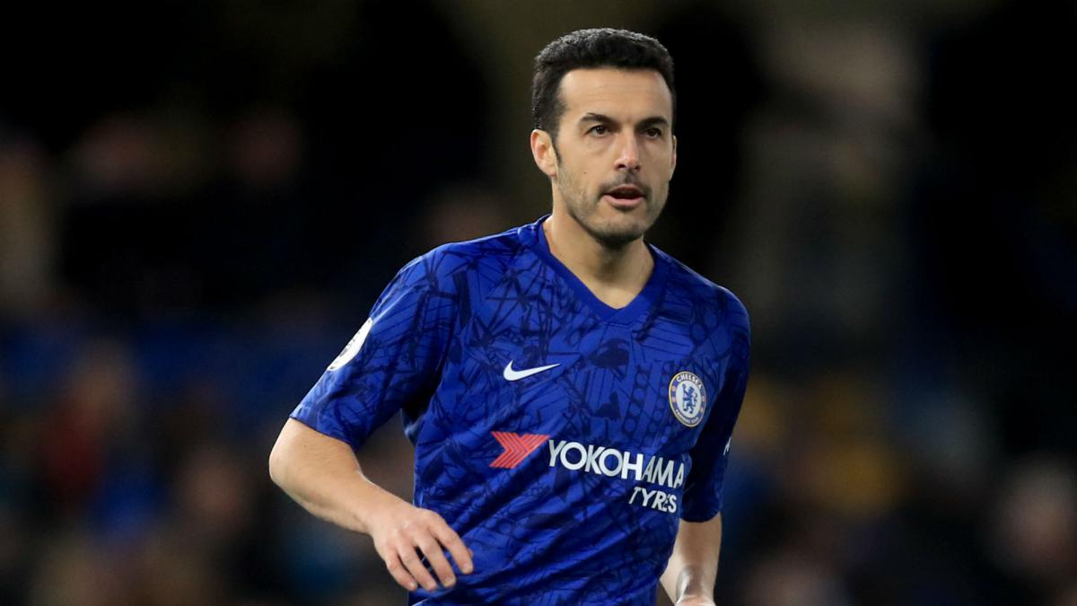Pedro is part of my plans at Chelsea, insists Lampard - AS.com