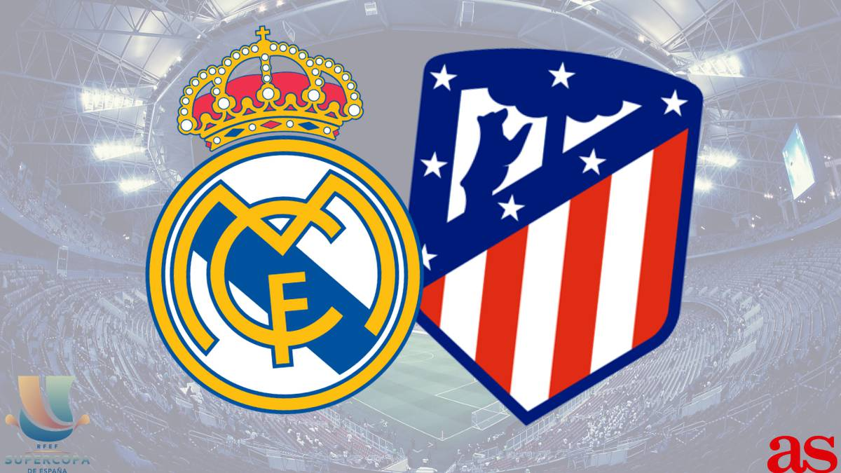 Real Madrid Vs Atletico Madrid Spanish Super Cup Final How And Where To Watch Times Tv Online As Com