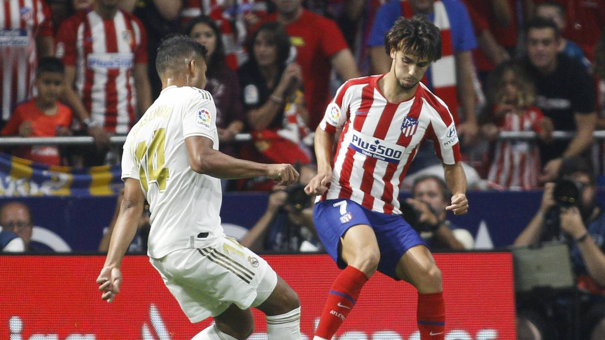 Spanish Super Cup Real Madrid Vs Atletico Madrid Spanish Super