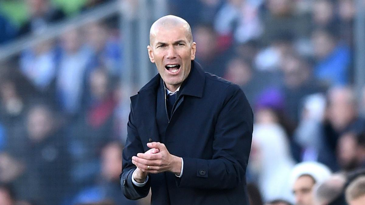 Zidane is a blessing from heaven - Florentino Pérez - AS.com