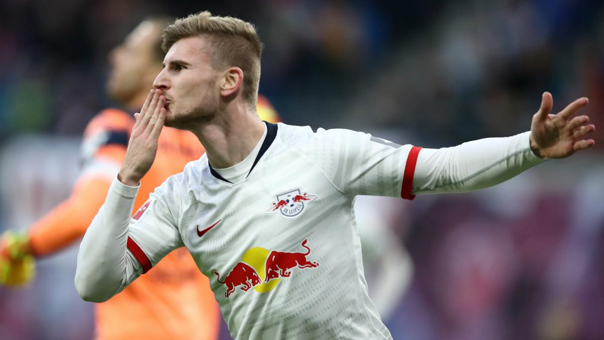 """Werner has """"no desire"""" to leave Leipzig - AS.com"""