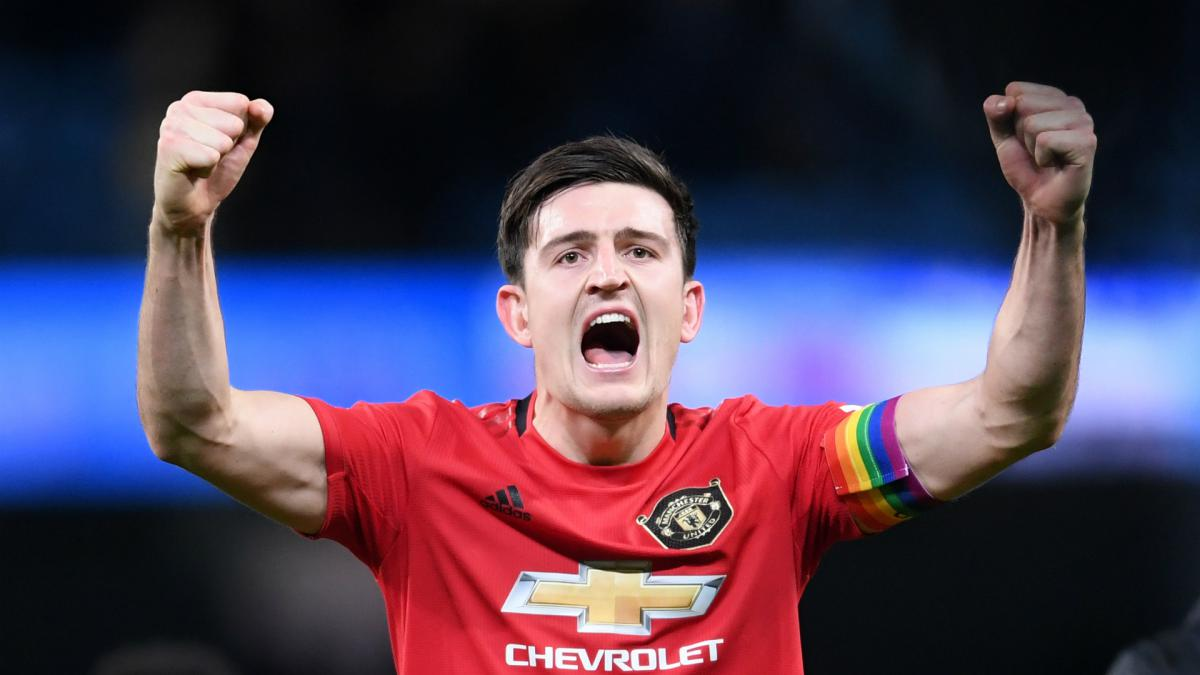Maguire Replaces Young As Man Utd Captain AS